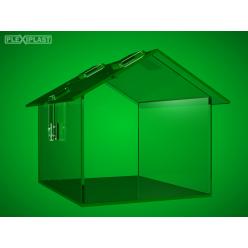 Domečková kasička, VELKÁ 350x300x300mm