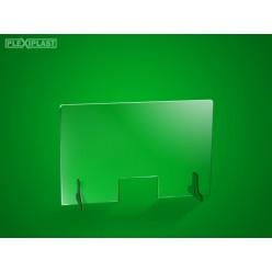 Přepážka 100 x 65 cm (šířka x výška)