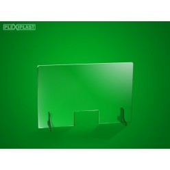 Protective barrier 100 x 65 (w x h)