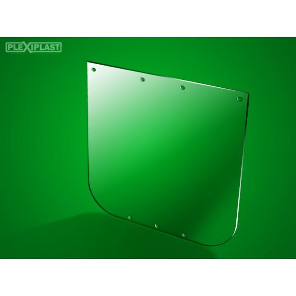 Náhradní průzor na obličejový štít 240 x 310 mm