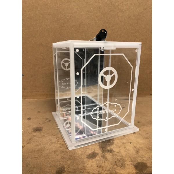 Money box, type: Vault