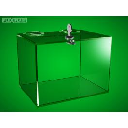 Plastová kasička 300 x 200 x200 mm