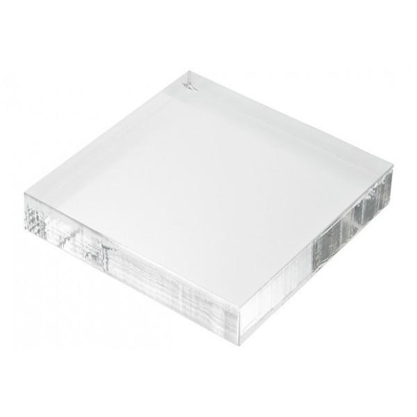Plastic pedestal 40 x 40 mm (Set of 10 pieces)