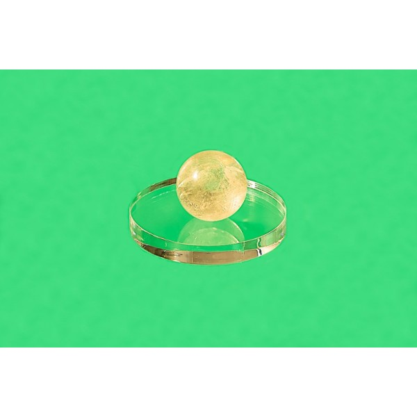 Oval plastic base 50 x 70 mm (Set of 10 pieces)