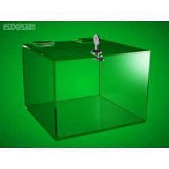 Collection money box 300x300x200 mm