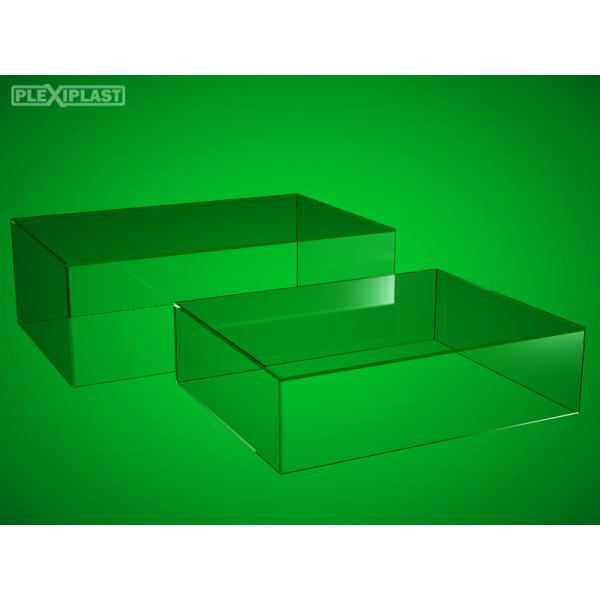 Kryt na model 1:8, 650 x 320 x 210 mm